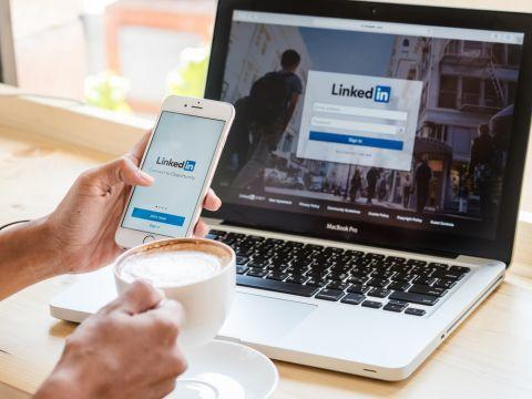 Data half miljard LinkedIn-gebruikers op straat