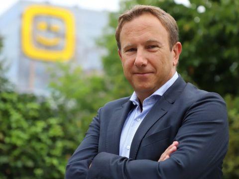 Geert Degezelle leidt Telenet Business