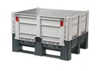 Nu te zien tijdens Logistica 2017 - DOLAV Folding Large Container