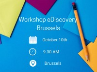 The eDiscovery workshop for all legal professionals