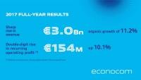 Econocom 2017 results