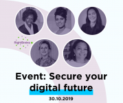 RightBrains event: Secure your digital future