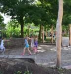 groene schoolpleinen: zuurstof tot nadenken